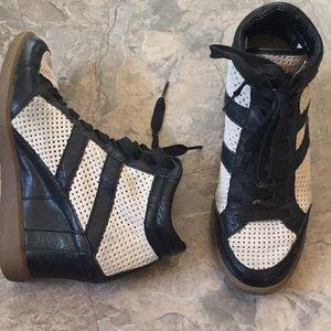 RARE Sam Edelman sneaker heels